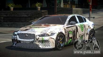 Jaguar XE Qz S5 for GTA 4