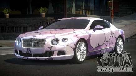 Bentley Continental Qz S8 for GTA 4