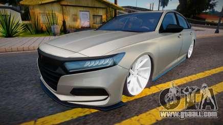 Honda Accord 2020 for GTA San Andreas