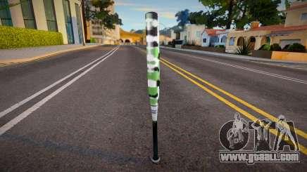 Army Baseball Bat for GTA San Andreas
