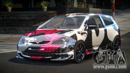Honda Civic BS-U S10 for GTA 4