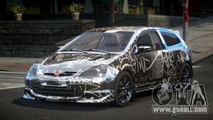 Honda Civic BS-U S5 for GTA 4