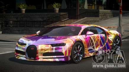 Bugatti Chiron GT S2 for GTA 4