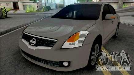 Nissan Altima 2010 v2 for GTA San Andreas