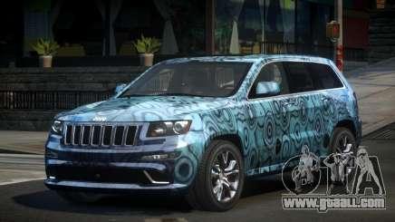 Jeep Grand Cherokee Qz S6 for GTA 4