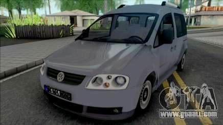 Volkswagen Caddy 2007 (MRT) for GTA San Andreas