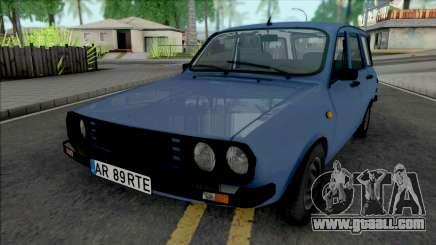 Dacia 1310 Break Mitica Papuc for GTA San Andreas