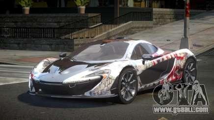 McLaren P1 U-Style S7 for GTA 4