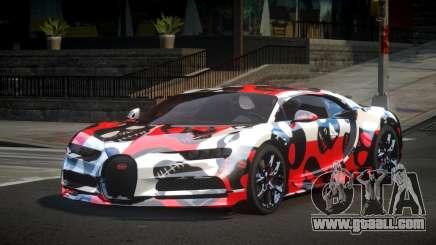 Bugatti Chiron GT S10 for GTA 4