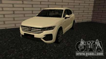 Volkswagen Touareg 2021 for GTA San Andreas