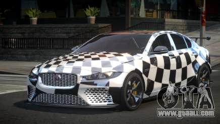 Jaguar XE Qz S3 for GTA 4