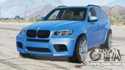 BMW X5 M (E70) 2010〡add-on for GTA 5