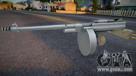 M4 - Ammunation Surplus for GTA San Andreas
