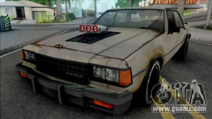 Chevrolet Caprice 1985 ProStreet for GTA San Andreas