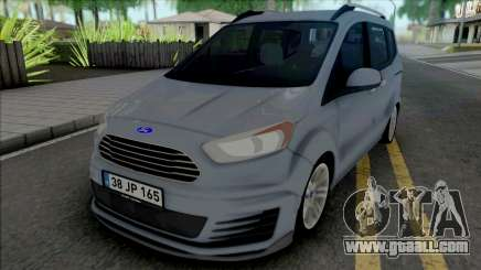Ford Tourneo Couier (J A P S Edit) for GTA San Andreas