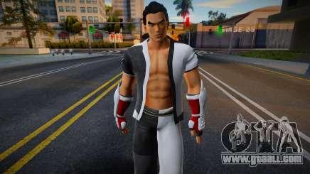 Jin from Tekken 4 for GTA San Andreas