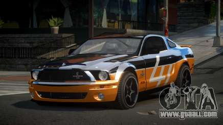 Shelby GT500 SP-R PJ5 for GTA 4