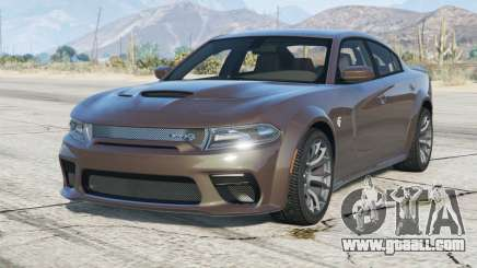 Dodge Charger SRT Hellcat Widebody (LD) 2020〡add-on for GTA 5