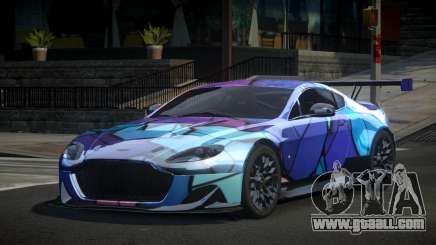 Aston Martin Vantage Qz S4 for GTA 4
