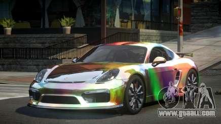 Porsche Cayman Qz S1 for GTA 4