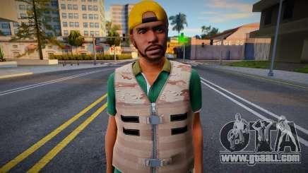 Guard - GTA Online: Cayo Perico Heist for GTA San Andreas