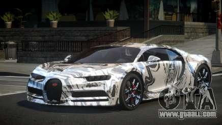 Bugatti Chiron GT S1 for GTA 4