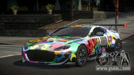 Aston Martin Vantage Qz S3 for GTA 4