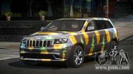Jeep Grand Cherokee Qz S10 for GTA 4