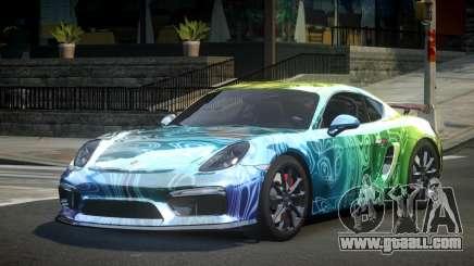 Porsche Cayman Qz S2 for GTA 4