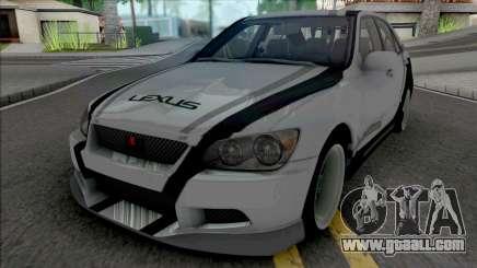 Lexus IS300 (MRT) for GTA San Andreas
