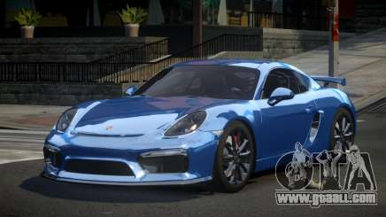 Porsche Cayman Qz for GTA 4