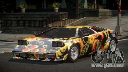 Lamborghini Countach Qz S3 for GTA 4