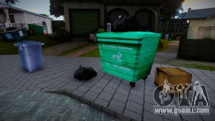 New Details for GTA San Andreas