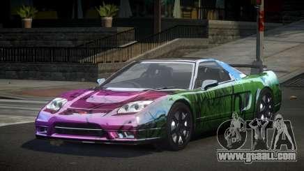 Honda NSX-R US S2 for GTA 4
